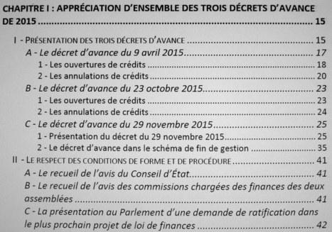 3 décrets pour annuler 467 Mns € | Enseignement Supérieur et Recherche en France | Scoop.it