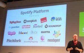 Spotify, nouveau système d'exploitation de la musique | Industrie musicale | Scoop.it