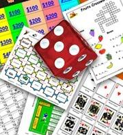 ESL Printable Board Games, Card Games & Communicative Exercises | education | Scoop.it