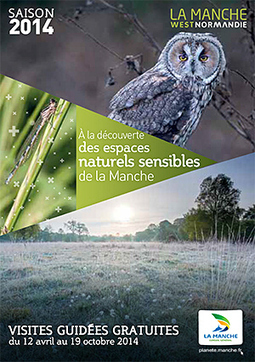 Manche: Espaces naturels sensibles ! La brochure 2014 est disponible - Cotentin webradio actu buzz jeux video musique electro  webradio en live ! | Les news en normandie avec Cotentin-webradio | Scoop.it