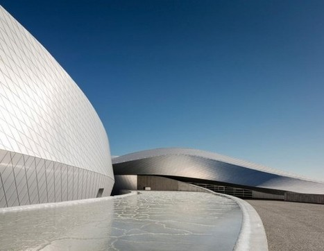 The Blue Planet Europe's Largest Aquarium Opens | ARCHIresource | Scoop.it