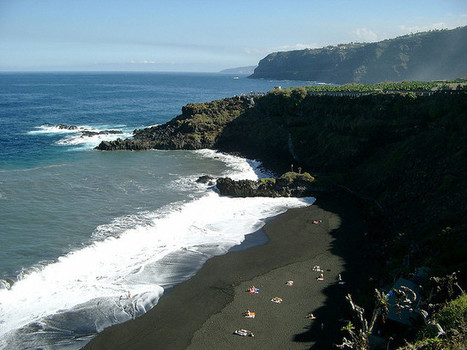 10 Best Canary Islands Beaches   Touropia   Canary Day   Scoop.it