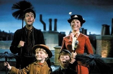 Mary Poppins en Blu-ray pour les 50 ans du film en décembre - Premiere.fr Cinéma | Actu Cinéma | Scoop.it