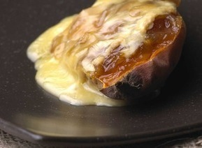 Patates douces farcies au Munster | The Voice of Cheese | Scoop.it