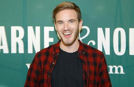 The Highest-Paid YouTube Stars 2016: PewDiePie Remains No. 1 With $15 Million | TV Future | Scoop.it