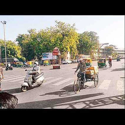 Traffic cops away on leave, chaos reigns on Ahmedabad roads - Daily News & Analysis   Janmarg, the peoples' way   Scoop.it