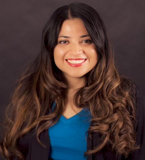 Shelly Sanchez Terrell Helps Us Understand The Strength of Connecting With Each Other | Education Vanguard # 59 - 21CL Radio | Transformational Teaching and Technology | Scoop.it
