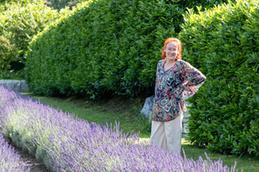 The lavender lady - SWI swissinfo.ch | Organic Farming | Scoop.it