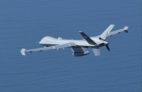 India Mulls Purchase of US Maritime Patrol Drones for Indian Ocean | Maritime safety and security in the Indian Ocean | Scoop.it