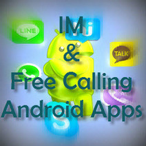 Mostly Used IM and Free Call Apps For Android | UnlimitedSoftz | Computer Solutions | Scoop.it