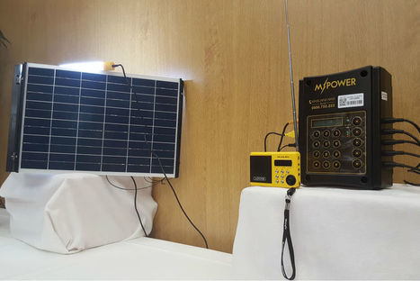 EDF commercialise un kit solaire pour les foyers africains hors réseau - L'Usine de l'Energie   Engineering, basic research,and  technology transfer   Scoop.it