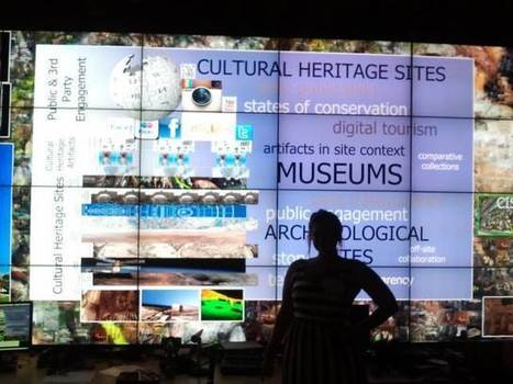 Archaeologist Promotes Wonders of Digital Archaeology - Popular Archaeology | Ancient History- New Horizons | Scoop.it