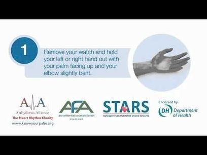 VIDEO: How and Why to Take your Pulse | The Atrial Fibrillation Independent Post | Scoop.it