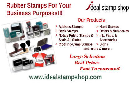 For All Your Business Needs, Rubber Stamps Are Avail Here | Stationary Services For All Your Needs | Scoop.it