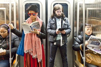 Underground New York Public Library | Book Events NYC | Scoop.it