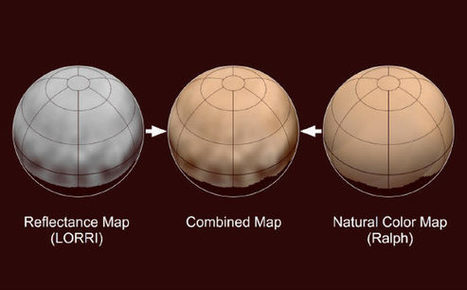 Another Red Planet? New Horizons Data Reveal True Color of Pluto | Space Exploration | Sci-News.com | Scoop des Histoires Naturelles | Scoop.it