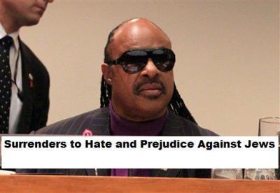 Stevie Wonder Surrenders to Hate and Prejudice againstJews | Restore America | Scoop.it