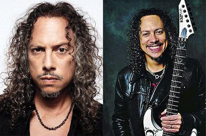 Kirk Hammett (Filipino/Irish) [American] ... | Mixed American Life | Scoop.it