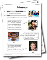 Handouts Online: EFL / ESL Worksheets, activities and lesson plans | Lesson Ideas on the Web | Scoop.it