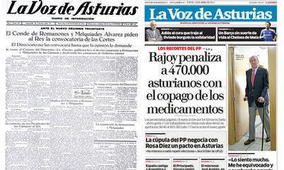 LA VOZ DE ASTURIAS pone fin a 89 años de periodismo y servicio a todos los asturianos - La Voz de Asturias | cultura conocimiento | Scoop.it