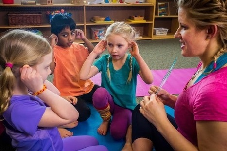 Supporting Self-Regulation in the Classroom | EducationTidBits | Scoop.it