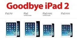 Goodbye iPad 2: iPad 4 neues Einsteiger-Modell   iPhone News   Scoop.it