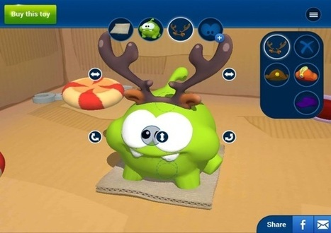 Toyze partners with Pou to 3D print your favorite personalised pets | Digital Design and Manufacturing | Scoop.it
