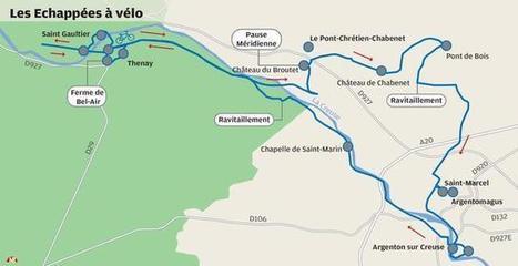 Trente kilomètres au fil de deux vallées - 19/08/2016, Argenton-sur-Creuse (36) - La Nouvelle République   Revue de web de Mon Cher Vélo   Scoop.it