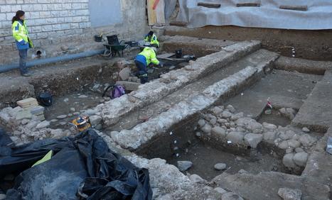 Les fouilles mettent à jour une maison d'époque romaine | LVDVS CHIRONIS 3.0 | Scoop.it