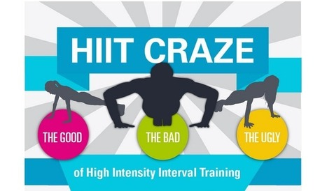 The good, the bad, and the ugly of High Intensity Interval Training ... | High intensity interval training | Scoop.it
