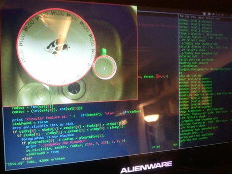 BeagleBoard.org - 2013-11-26-project-spotlight-dirty-dish-detector | Raspberry Pi | Scoop.it