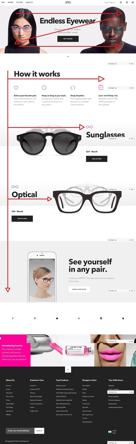 7 UX Tips for Effective Conversion Rate Optimization | Conversion Rate Optimization | Scoop.it