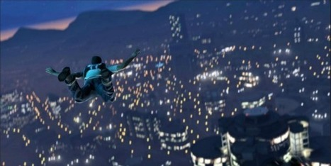 Rockstar Wants To Put All GTA Cities Into One Game   Games Thirst   SGS   Scoop.it