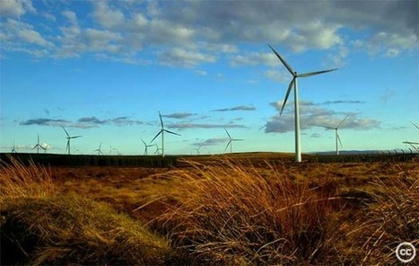 Record-breaking end to 2013 for #wind energy in #Europe | Messenger for mother Earth | Scoop.it