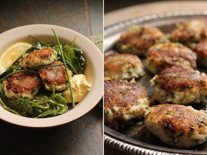 Spicy Haddock Fish Cakes with Aioli | Recipes: Make.it Taste.it Share.it | Scoop.it