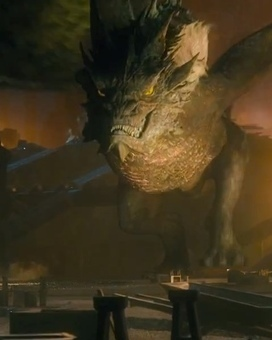 Weta's VFX Breakdown for THE HOBBIT: THE DESOLATION OF SMAUG | 'The Hobbit' Film | Scoop.it