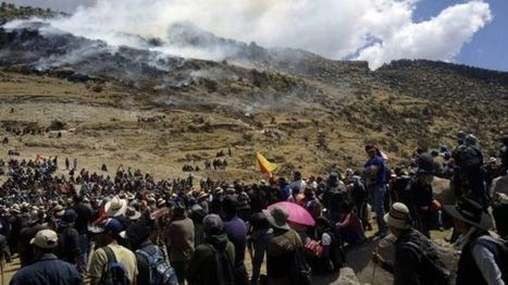 Peru declares state of emergency in mining region | Regional Geography | Scoop.it
