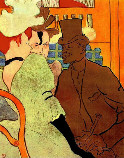 HENRI MARIE RAYMOND DE TOULOUSE-LAUTREC | Contemplación | Scoop.it