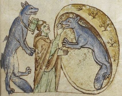 Werewolf Week Continues: A Ghost Story from Petronius | LVDVS CHIRONIS 3.0 | Scoop.it