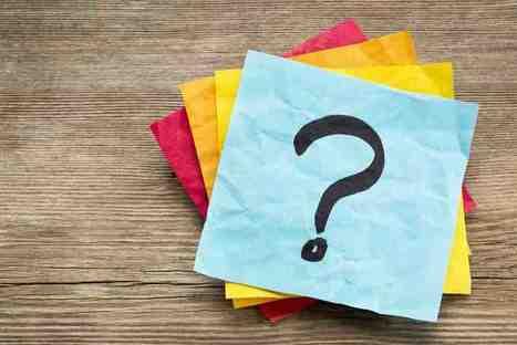 Cuando te planteas las preguntas correctas, las respuestas dejan de importarte ~ Rincón de la Psicología | Linguagem Virtual | Scoop.it