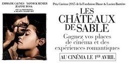 Grand Jeu Les Châteaux de sable | Pénest'in Touch | Scoop.it