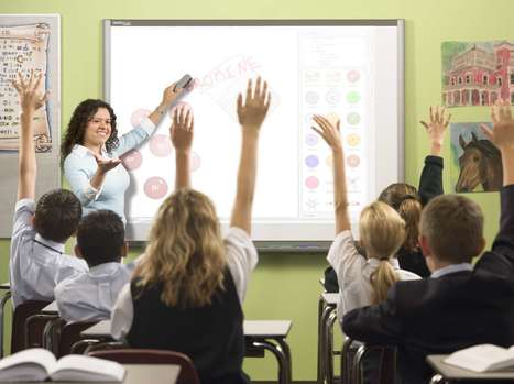How Interactive Whiteboards (IWBs) are used in the United Kingdom - Daily Genius | Cool Edubytes for Teachers! | Scoop.it