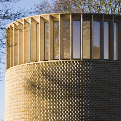 Bishop Edward King Chapel by Niall McLaughlin Architects | Architecture and Architectural Jobs | Scoop.it