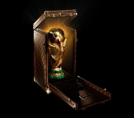 Louis Vuitton Trophy for FIFA World Cup 2014 | Luxury Lifestyle | Scoop.it