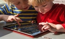 Third of pre-school children have their own iPad | ESRC press coverage | Scoop.it
