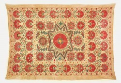 Suzani Embroidery Sold at Alesouk | my article | Scoop.it