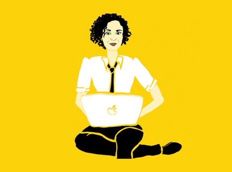 Maria Popova: Staying Present and Grounded in the Age of Information Overload | Creativity | Scoop.it