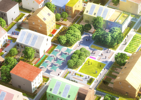 MVRDV Partners Reinvent LOW-COST, high-quality homes based on standardized elements | URBANmedias | Scoop.it