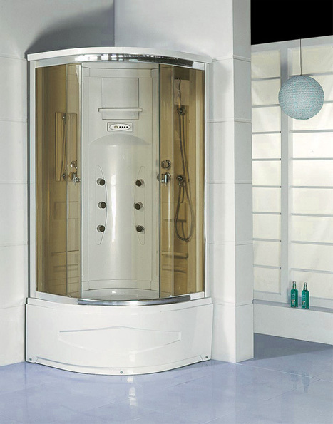Steam Room | Bathroom Designs | Scoop.it