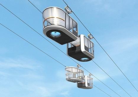 Le transport par câble devient très branché en ville | Voyages sur mesure | Scoop.it